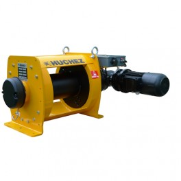 INDUSTRIA range: electric winches from 1 to 10 t1